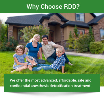Why Choose RDD Center