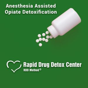 Anesthesia-Assisted-Opiate-Detoxification-Rapid-Drug-Detox-RDD-Method